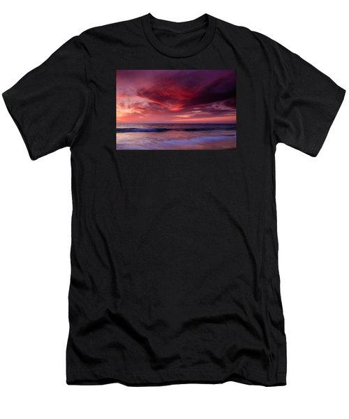 Phoenix Flying Men's T-Shirt (Athletic Fit)