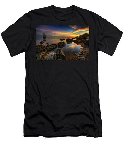 Men's T-Shirt (Slim Fit) featuring the photograph Phoenix Nights 4.0 by Yhun Suarez