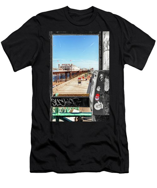 Phone Home Men's T-Shirt (Athletic Fit)
