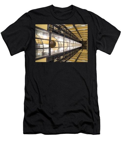 004 - Photon Cannon Men's T-Shirt (Athletic Fit)