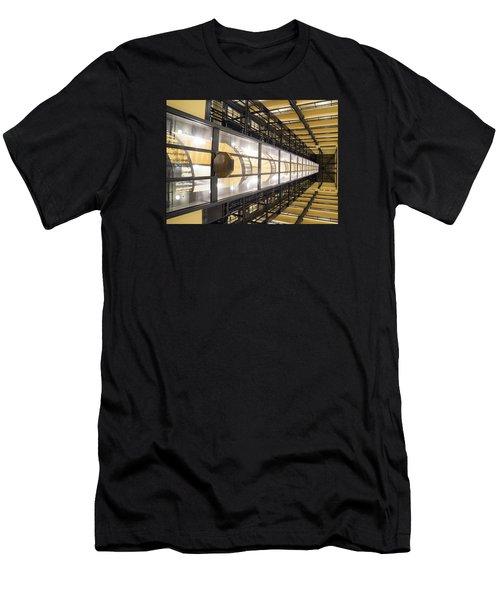 Photon Cannon Men's T-Shirt (Athletic Fit)
