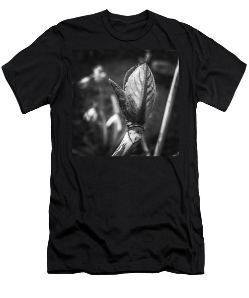 #photoshopexpress #monochrome #bnw Men's T-Shirt (Athletic Fit)