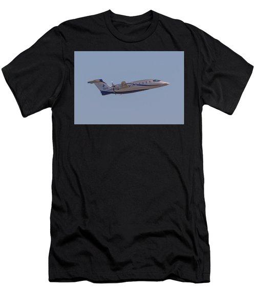 Piaggio P-180 Men's T-Shirt (Athletic Fit)