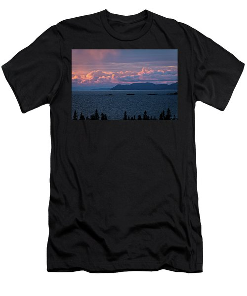 Pic Island Men's T-Shirt (Athletic Fit)
