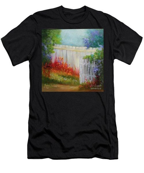 Picket Fences Men's T-Shirt (Athletic Fit)