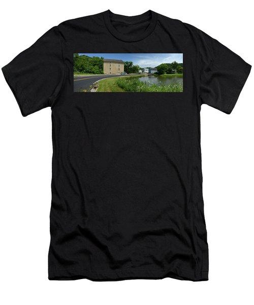 Pickwick Mill Panorama Men's T-Shirt (Slim Fit)