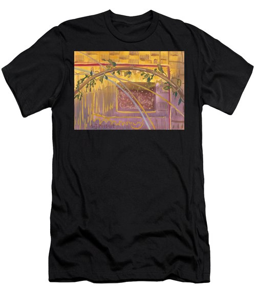 Picture Window Men's T-Shirt (Athletic Fit)