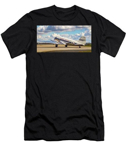 Piedmont Dc-3 Men's T-Shirt (Athletic Fit)