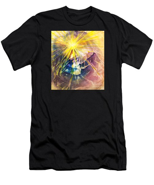 Piercing Light Men's T-Shirt (Athletic Fit)