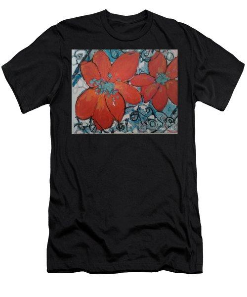 Piizzas Men's T-Shirt (Athletic Fit)