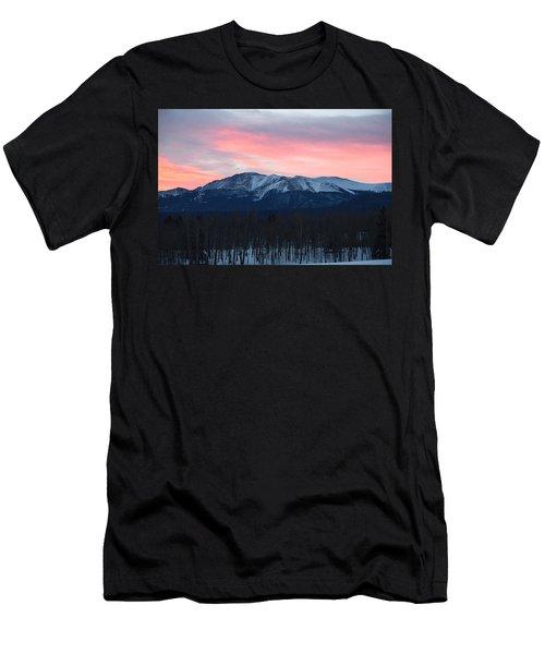 Sunrise Pikes Peak Co Men's T-Shirt (Athletic Fit)