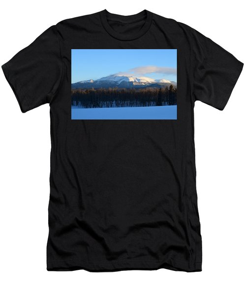 Pikes Peak From Cr511 Divide Co Men's T-Shirt (Athletic Fit)