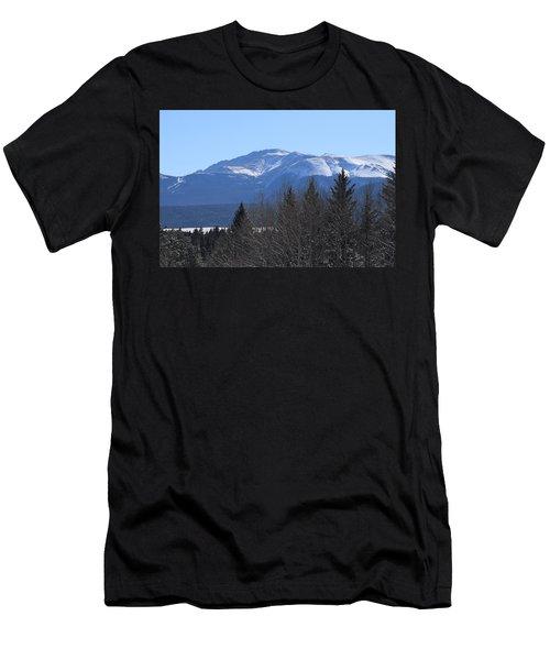 Pikes Peak Cr 511 Divide Co Men's T-Shirt (Athletic Fit)