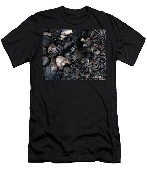 Pine Cone Cinders Men's T-Shirt (Athletic Fit)