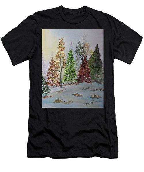 Pine Cove Men's T-Shirt (Athletic Fit)