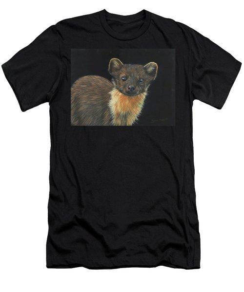 Pine Marten Men's T-Shirt (Athletic Fit)