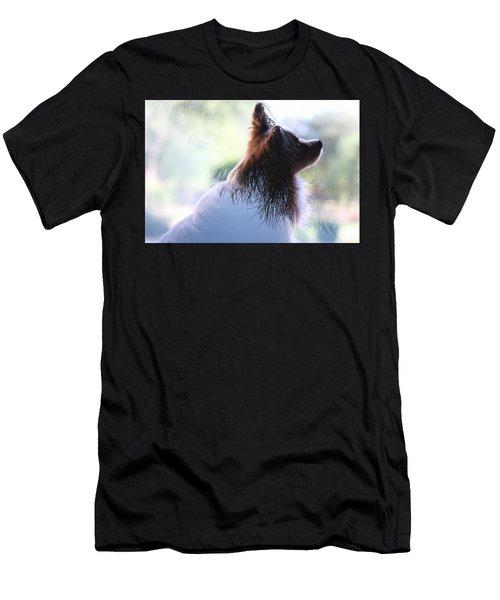 Pine Pap Men's T-Shirt (Athletic Fit)