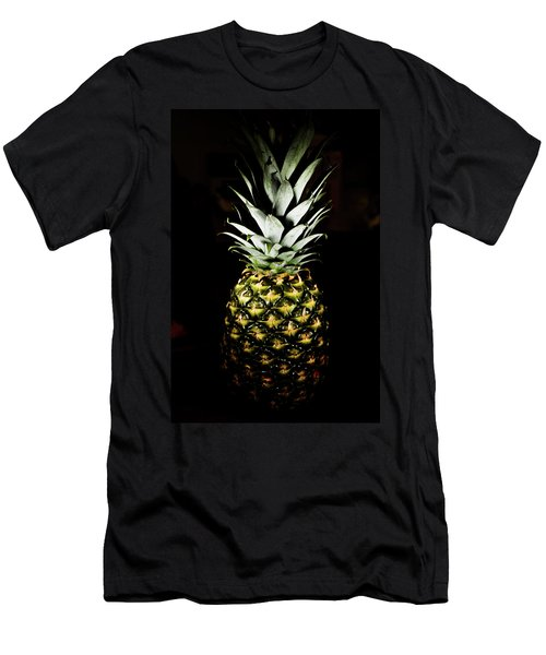 Pineapple In Shine Men's T-Shirt (Athletic Fit)