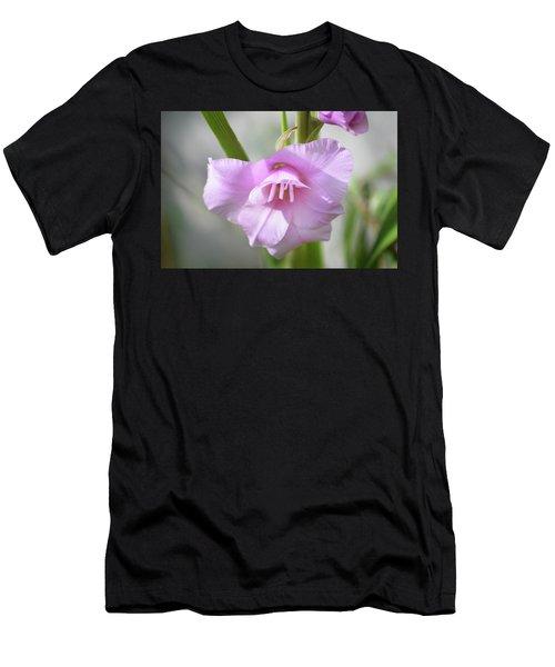 Pink Blush Men's T-Shirt (Athletic Fit)