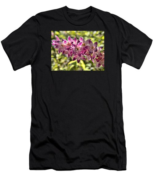 Pink Ladies In Spring Glory Men's T-Shirt (Athletic Fit)