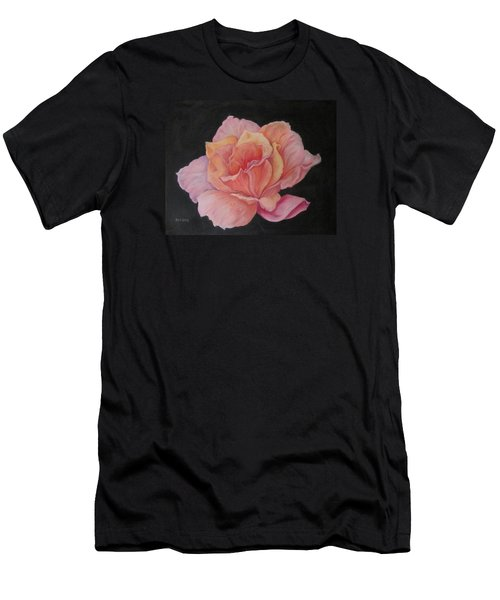Pinky Men's T-Shirt (Slim Fit) by Barbara O'Toole