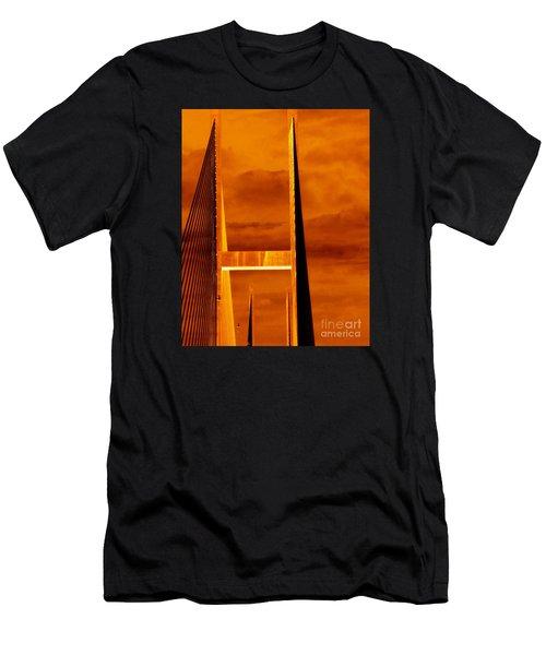 Pinnacle Men's T-Shirt (Athletic Fit)
