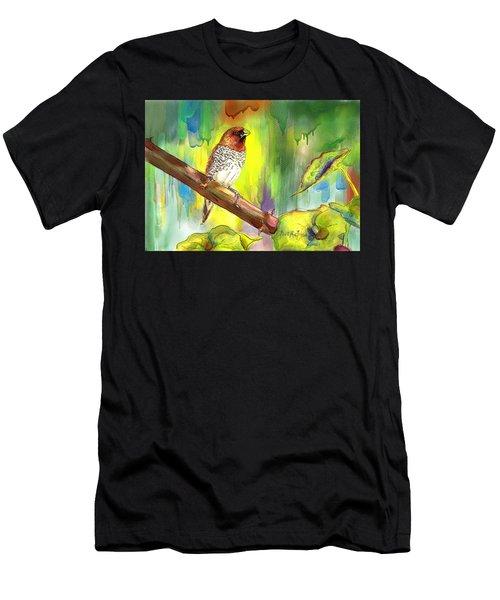 Pinzon Canella Men's T-Shirt (Athletic Fit)