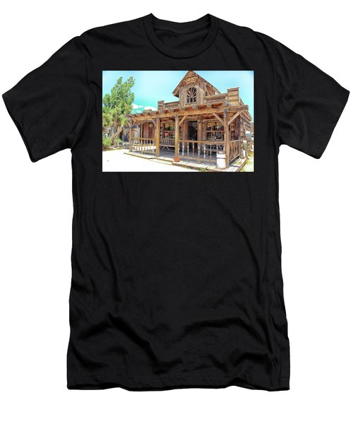 Pioneertown, Usa Men's T-Shirt (Athletic Fit)