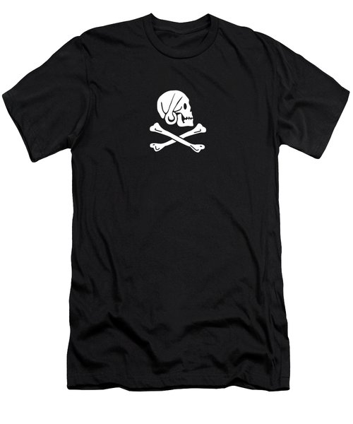 Pirate Flag Of Henry Every Tee Men's T-Shirt (Athletic Fit)