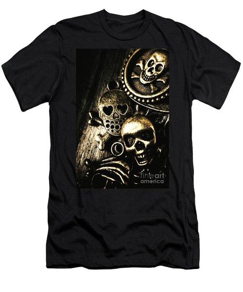 Pirate Treasure Men's T-Shirt (Athletic Fit)