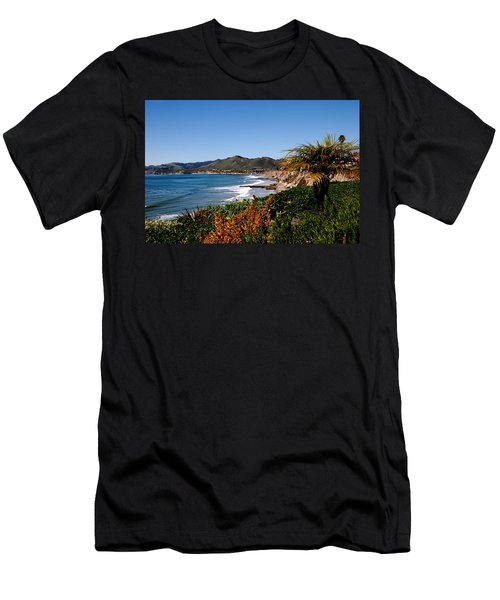 Pismo Beach California Men's T-Shirt (Athletic Fit)