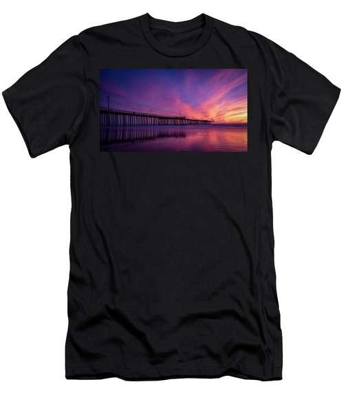 Men's T-Shirt (Slim Fit) featuring the photograph Pismo's Palette by Sean Foster