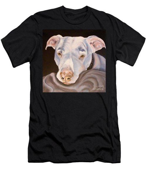 Pit Bull Lover Men's T-Shirt (Athletic Fit)