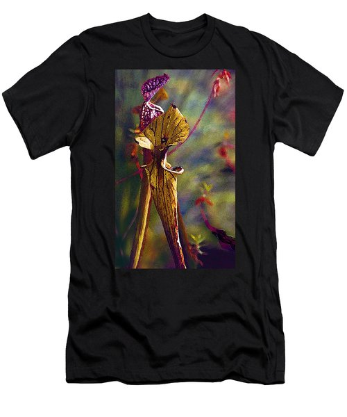 Pitcher Plant Men's T-Shirt (Athletic Fit)
