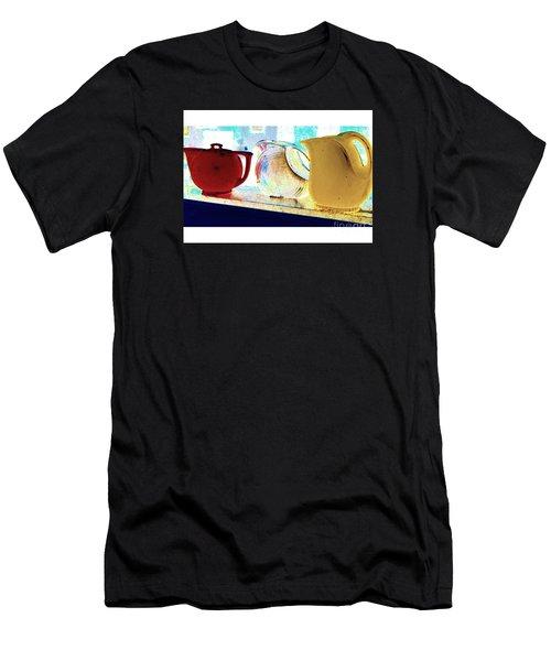 Pitchers Men's T-Shirt (Athletic Fit)