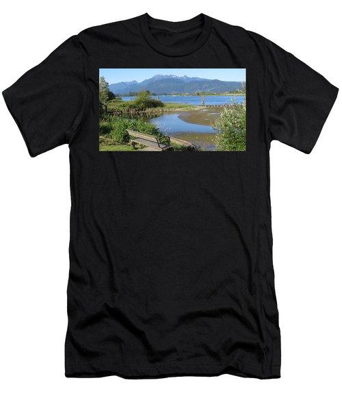 Pitt River Men's T-Shirt (Athletic Fit)