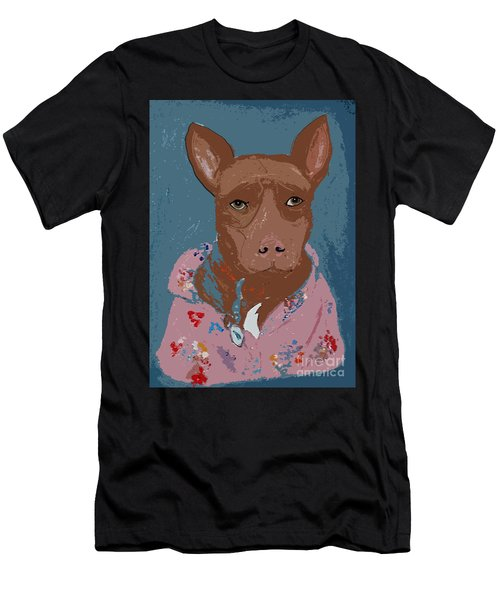 Pitty In Pajamas Men's T-Shirt (Athletic Fit)