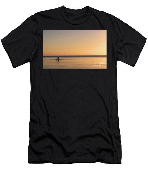Placid Men's T-Shirt (Athletic Fit)