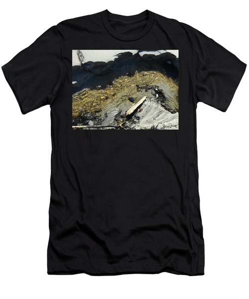 Planet Beach Men's T-Shirt (Athletic Fit)