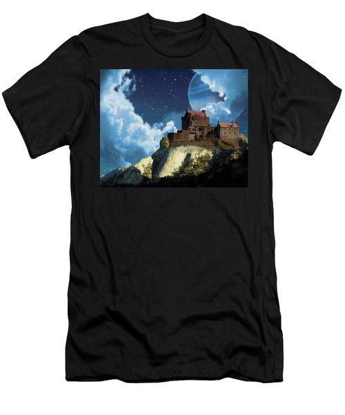 Planet Castle Men's T-Shirt (Athletic Fit)