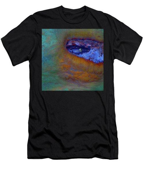 Planet Earth Men's T-Shirt (Athletic Fit)