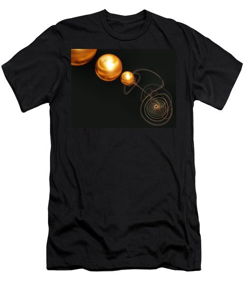 Planet Maker Men's T-Shirt (Slim Fit) by Isabella F Abbie Shores FRSA