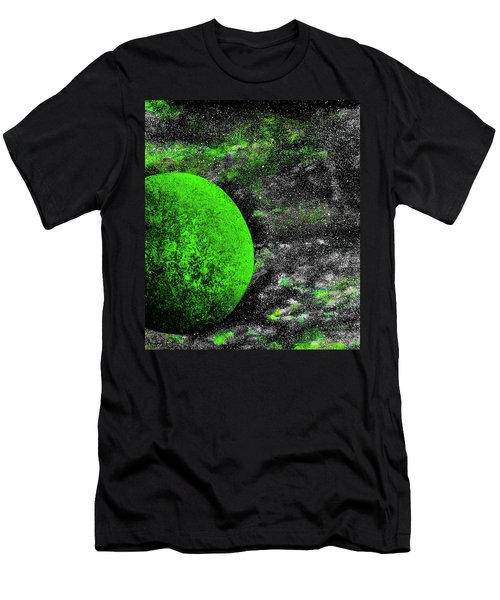 Planet Namek Men's T-Shirt (Athletic Fit)