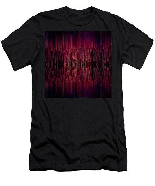 Planet Pixel Carnival Dreams Men's T-Shirt (Athletic Fit)