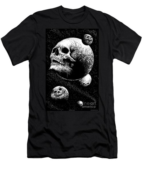 Planetary Decay Men's T-Shirt (Athletic Fit)
