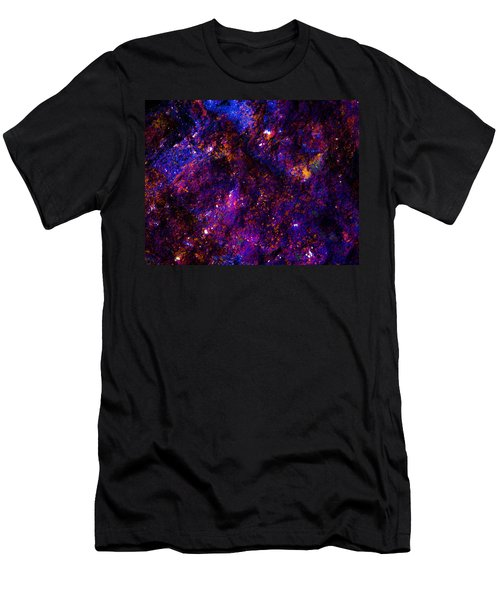 Planetary Sky Men's T-Shirt (Athletic Fit)