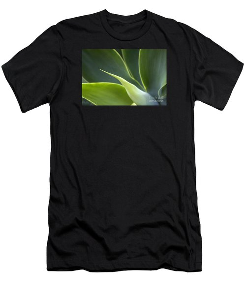 Plant Abstract Men's T-Shirt (Athletic Fit)