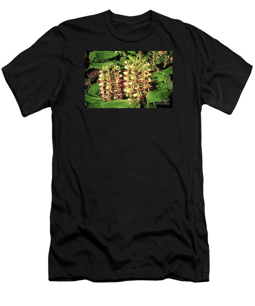 Plant Flowers Men's T-Shirt (Athletic Fit)