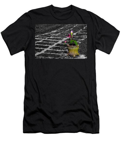 Plant Men's T-Shirt (Athletic Fit)