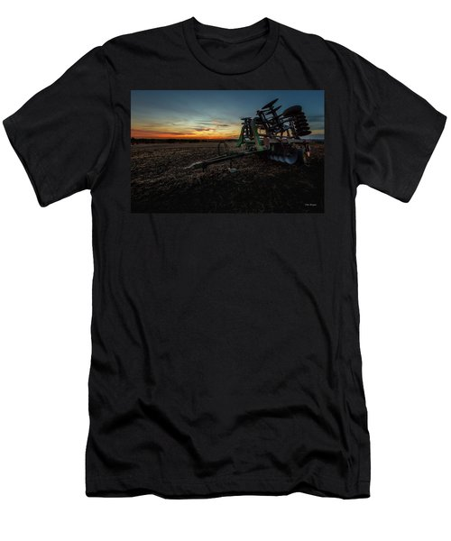 Planting Time Men's T-Shirt (Athletic Fit)